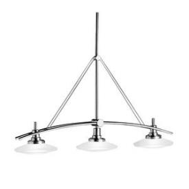 Kichler Lighting 2955NI Three Light Pendant