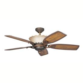"Kichler Lighting 300000 Golden Iridescence - 52"" Ceiling Fan"