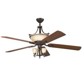 "Kichler Lighting 300011 Olympia - 60"" Ceiling Fan"