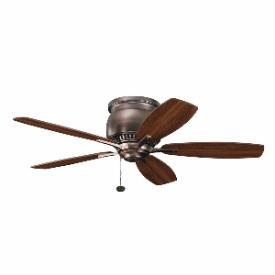"Kichler Lighting 300124OBB Richland - 42"" Ceiling Fan"
