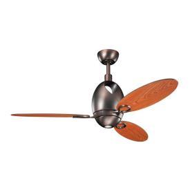 """Kichler Lighting 300155OBB Merrick - 52"""" Ceiling Fan"""