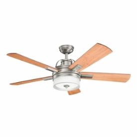 "Kichler Lighting 300181AP Lacey - 52"" Ceiling Fan"