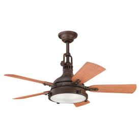 "Kichler Lighting 310101TZP Hatteras Bay Patio - 44"" Ceiling Fan"
