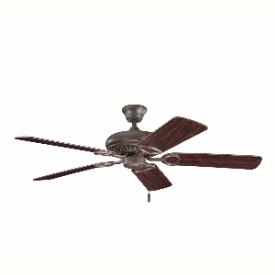 """Kichler Lighting 339011 Sutter Place - 52"""" Ceiling Fan"""