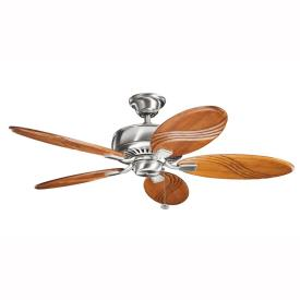 "Kichler Lighting 339012 Saxon - 52"" Ceiling Fan"