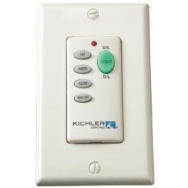 Kichler Lighting 370014MUL Wall Mount Transmitter-Manual Reverse