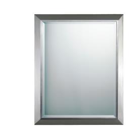 "Kichler Lighting 41011CH 24"" Rectangular Mirror"