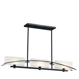 Kichler Lighting 42017 Suspension - Three Light Linear Chandelier