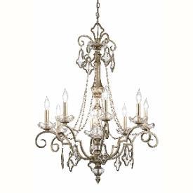 Kichler Lighting 42116 Gracie - Eight Light Chandelier