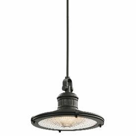 Kichler Lighting 42438OZ Sayre - One Light Pendant