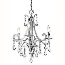 Kichler Lighting 42544 Leanora - Three Light Chandelier
