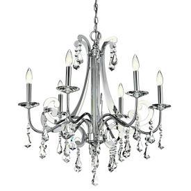 Kichler Lighting 42545 Leanora - Six Light Chandelier