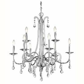 Kichler Lighting 42546 Leanora - Nine Light Chandelier