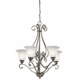 Kichler Lighting 43224NI Camerena - Five Light Chandelier