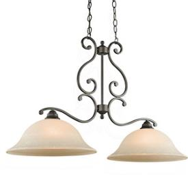 Kichler Lighting 43231OZ Camerena - Two Light Island