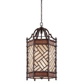 Kichler Lighting 43252CYZ Rum Cove - Six Light Chandelier