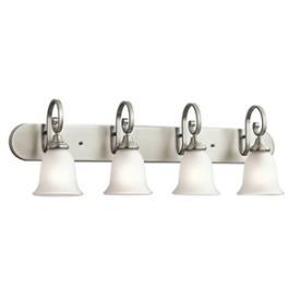 Kichler Lighting 45056NI Monroe - Four Light Bath Vanity