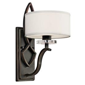 Kichler Lighting 45178OZ Leighton - One Light Wall Sconce