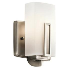 Kichler Lighting 45224AP Leeds - One Light Wall Sconce
