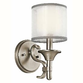 Kichler Lighting 45281 Lacey - One Light Wall Sconce