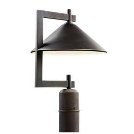 Kichler Lighting 49063OZ Ripley - One Light Outdoor Post Mount