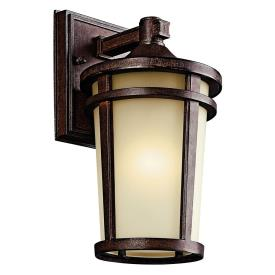 Kichler Lighting 49071BST Atwood - One Light Outdoor Wall Mount