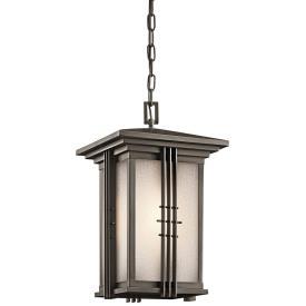 Kichler Lighting 49161OZ Portman - One Light Outdoor Pendant