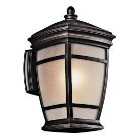 Kichler Lighting 49271RZ McAdams - One Light Outdoor Wall Sconce