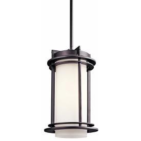 Kichler Lighting 49348AZ Pacific Edge - One Light Outdoor Hanging Lantern