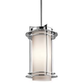 Kichler Lighting 49348PSS316 Pacific Edge - One Light Outdoor Hanging Lantern