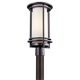 Kichler Lighting 49349AZ Pacific Edge - One Light Outdoor Post Lantern