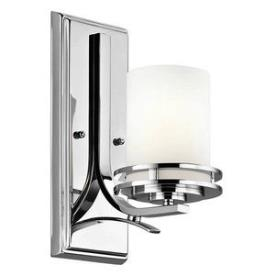 Kichler Lighting 5076CH Hendrik - One Light Wall Sconce