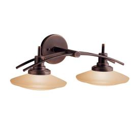 Kichler Lighting 6162OZ Two Light Bath Fixture