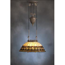 Kichler Lighting 65170 Provincial - Three Light Pendant