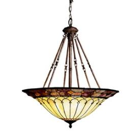 Kichler Lighting 65188 Classic - Six Light Inverted Pendant