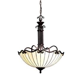 Kichler Lighting 65217 Three Light Inverted Pendant