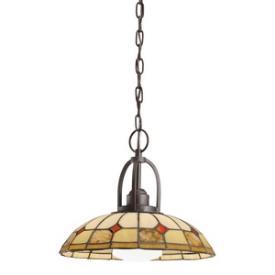 Kichler Lighting 65367 Deveron - One Light Convertible Pendant