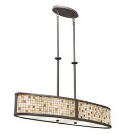 Kichler Lighting 65380 Blythe - Four Light Oval Pendant
