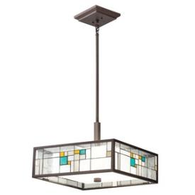 Kichler Lighting 65392 Caywood - Four Light Pendant