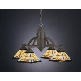 Kichler Lighting 66007 Four Light Chandelier
