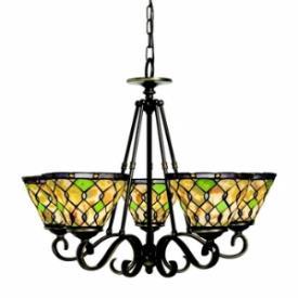 Kichler Lighting 66046 Woodbury - Five Light Chandelier