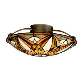 Kichler Lighting 69030 Sonora - Three Light Semi-Flush Mount