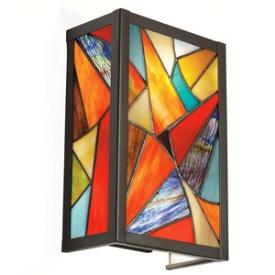 Kichler Lighting 69169 Carnival - Two Light Wall Sconce