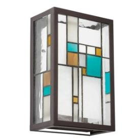 Kichler Lighting 69192 Caywood - Two Light Wall Sconce