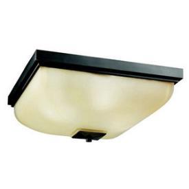 Kichler Lighting 7011OZ Four Light Flush Mount