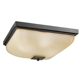 Kichler Lighting 7011OZ Four Light Flush Mount