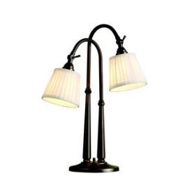 Kichler Lighting 70228BBZ Blaine - Two Light Portable Desk Lamp
