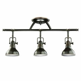 Kichler Lighting 7050OZ Three Light Fixed Rail