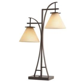 Kichler Lighting 70823 Two Light Table Lamp