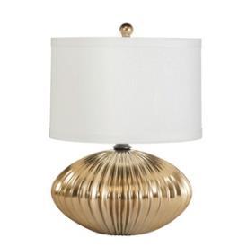 Kichler Lighting 70879CA Raquel - One Light Portable Table Lamp